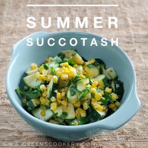 Summer Succotash